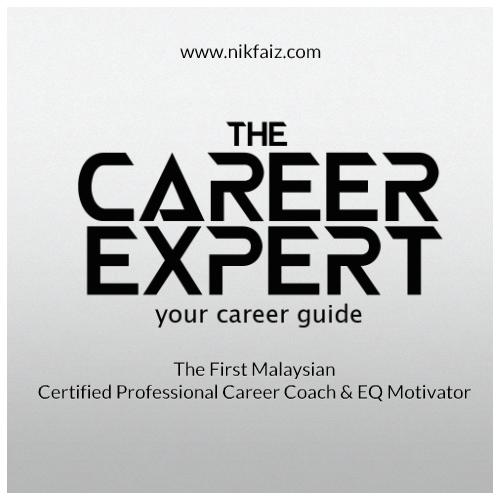 nik faiz malaysia s 1st certified professional career coach