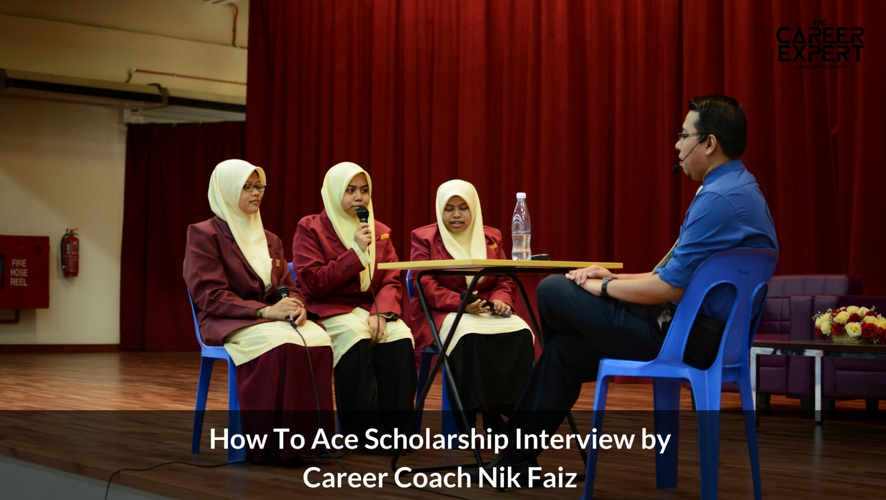 Ace Your Scholarship Interview di Terengganu