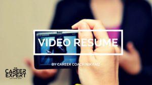 10 Kebaikan Buat Video Resume Ketika Mohon Kerja