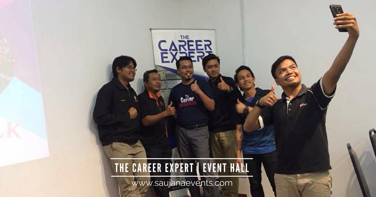 Seminar Kerjaya bersama The Career Expert