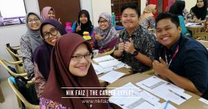 Workshop Career Pathway After Diploma @ Melaka