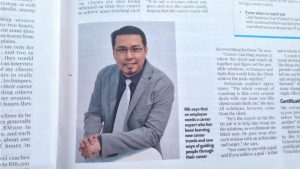 Career Expert Interviewed by Focus Malaysia