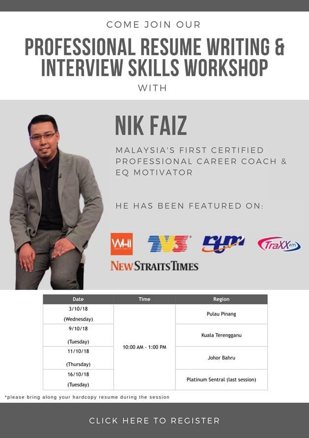 resume-workshop-di-pulau-pinang