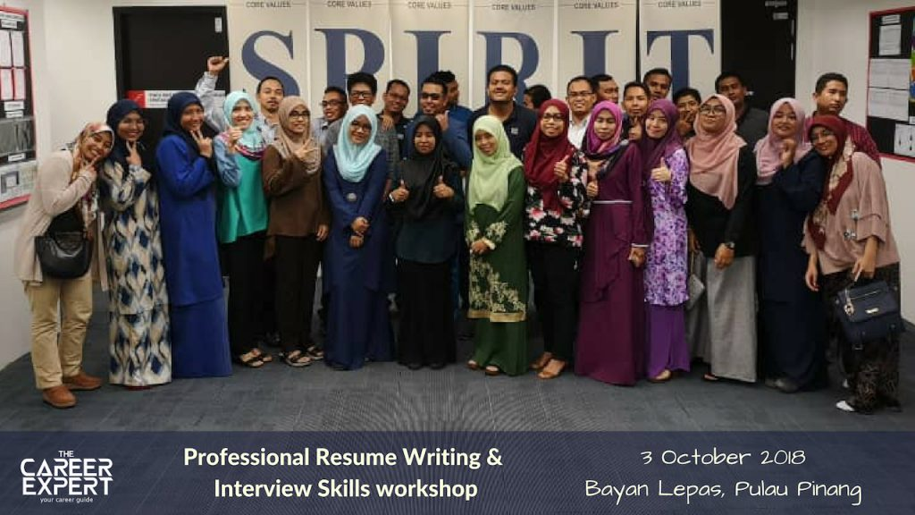 Resume and Job Interview Workshop @ Bayan Lepas, Pulau Pinang
