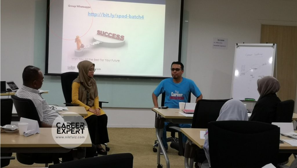 workshop resume writing by nik faiz career expert