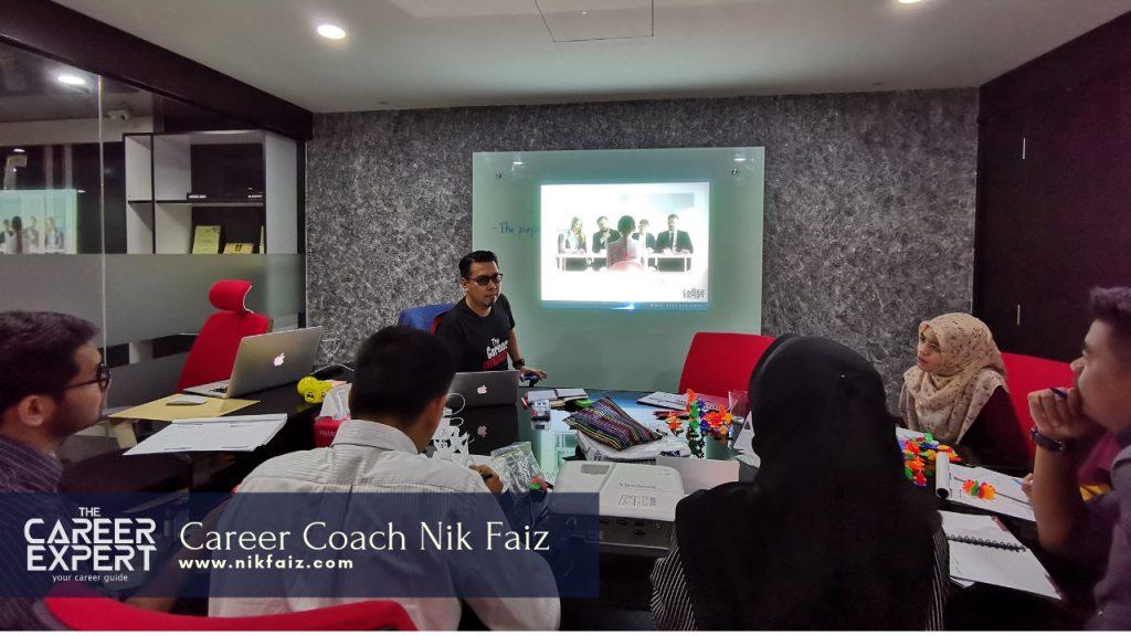 Nik Faiz - Kursus Adaptability Organizations for Graduates