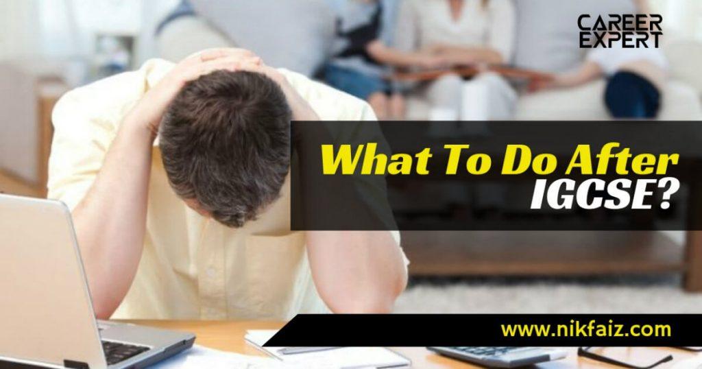 What's Next After IGCSE by Nik Faiz - The Career Expert