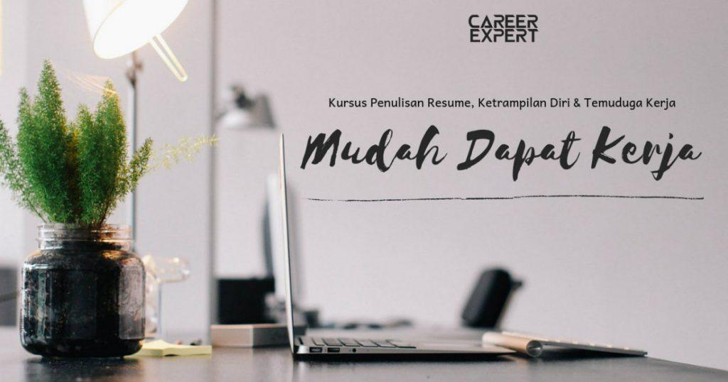 kursus penulisan resume dan temuduga
