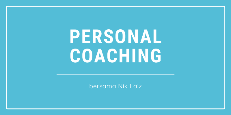 personal career coaching with nik faiz