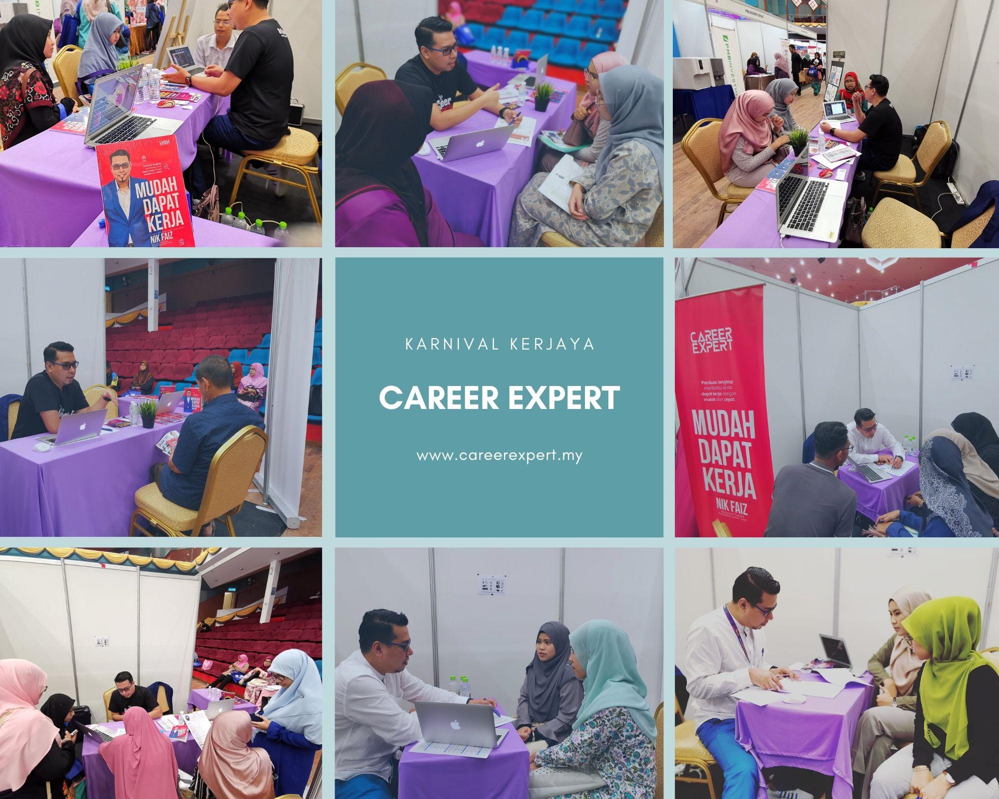karnival kerjaya dan industri by career expert