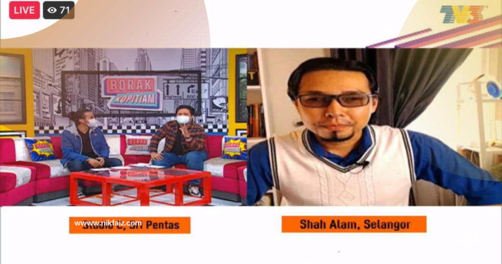 borak kopitam tv3 malaysia
